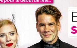 Scarlett Johansson enceinte Romain Dauriac