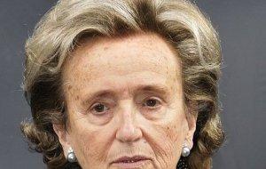 Bernadette Chirac persona non grata