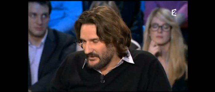 Frederic Beigbeder et Lara Micheli