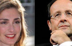 Julie Gayet François Hollande Pierre Perret