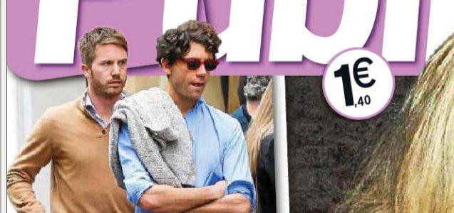 Mika- qui est son compagnon Andy