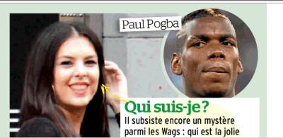 Paul Pogba italienne