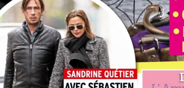 Sandrine Quétier ne lâche plus Sébastien, un cadre de chez Orange
