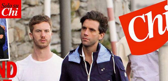 Mika et son compa gnon andy s affichent lors d 39 un d ner en - Bernard montiel son compagnon ...