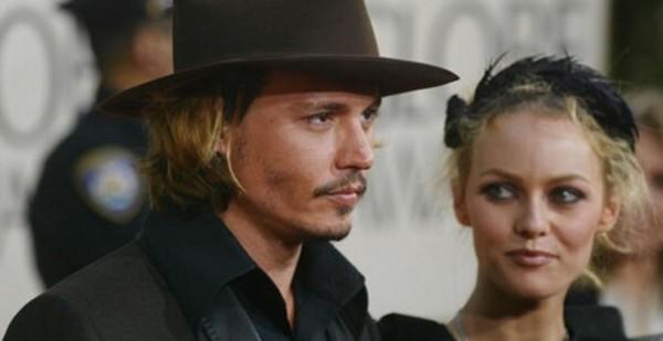 Johnny Depp et Vanessa Paradis- leur famille menacée par des créanciers