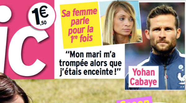 yohan cabaye a t il tromp sa femme fiona alors qu elle tait enceinte. Black Bedroom Furniture Sets. Home Design Ideas