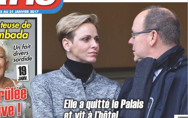 5af302430c Charlène de Monaco cap sur Courchevel sans son mari. Des tensions dans  l'air ?
