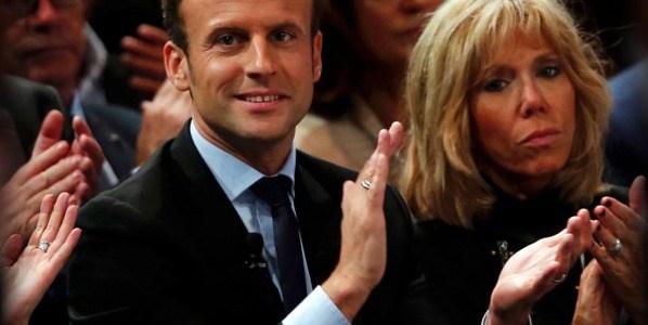 Brigitte et Emmanuel Macron, «leur couple en danger» selon Ici Paris