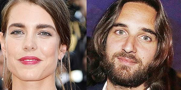 Charlotte Casiraghi et Dimitri Rassam inséparables.  Semana dévoile les photos