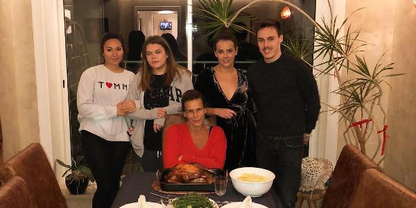 Stéphanie de Monaco et ses enfants unis pour Thanksgiving (photo)