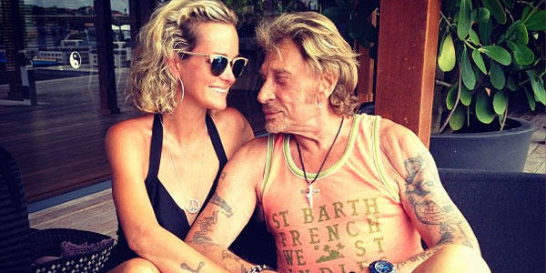 Laeticia Hallyday refusait de quitter Saint-Barth