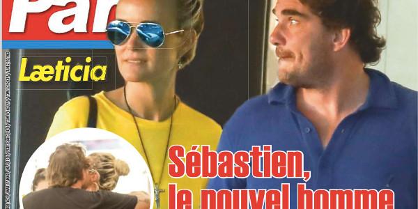 Laeticia Hallyday :  Sébastien Farran, le nouvel homme de sa vie (photo)