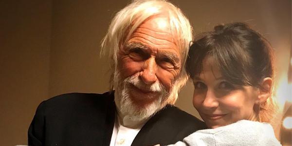Sophie Marceau s'affiche avec Pierre Richard  et fait une grande annonce (photo)