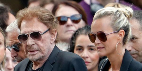 Johnny Hallyday transfère 75.000 euros à Laeticia trois jours avant son décès