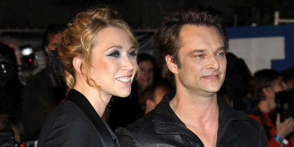 David Hallyday se fait du « mouron » pour Laura (photo)