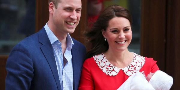 Le bébé de Kate Middleton traité de «bouboule» par une journaliste. La polémique enfle