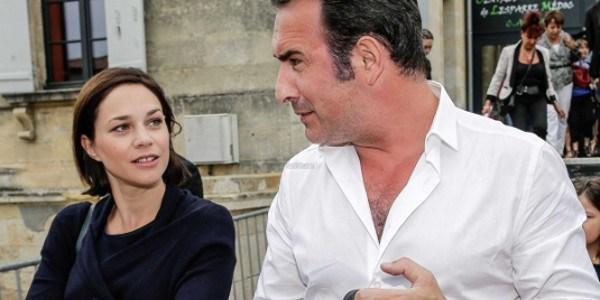 Jean Dujardin et Nathalie Péchalat se sont mariés (photo)