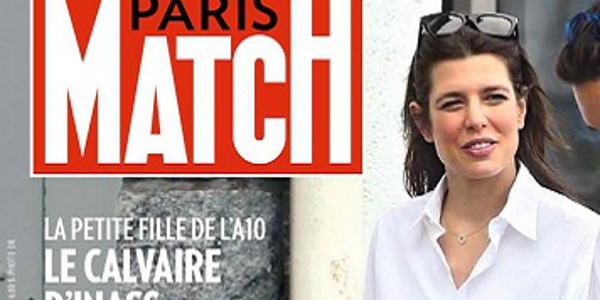Charlotte Casiraghi, son couple, son bébé, son mariage, dans Paris Match (photo)