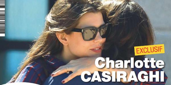 Charlotte Casiraghi dans le Morbihan, une photo inédite dévoilée