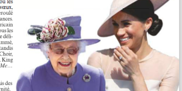 La reine Elizabeth II accorde un privilège rare à Meghan Markle