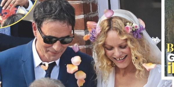 Vanessa Paradis choisit de se marier dans le village où son
