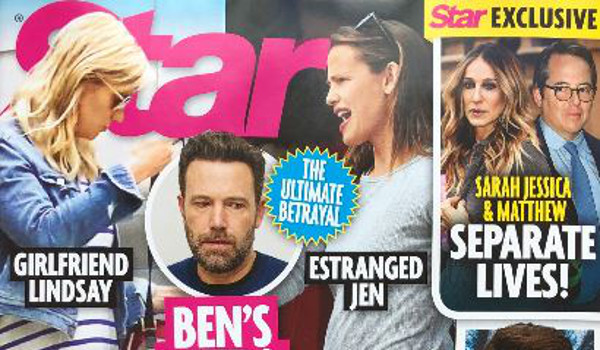 Ben Affleck, ses deux «femmes» enceintes au même temps (photo)