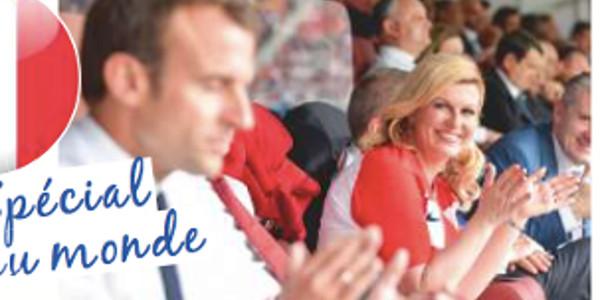 """Emmanuel Macron, comment a-t-il été """"piégé"""" par Kolinda,  la présidente croate ?"""