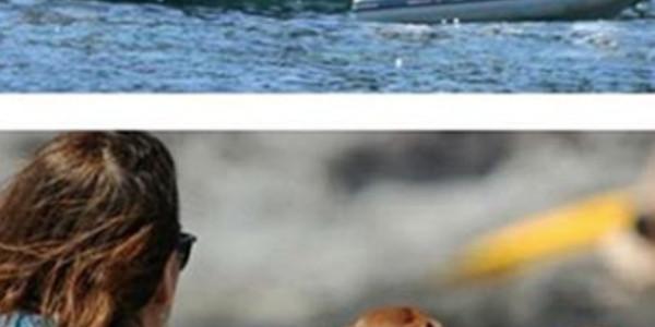 Caroline de Monaco et Charlotte Casiraghi, les vacances sont finies (photos)