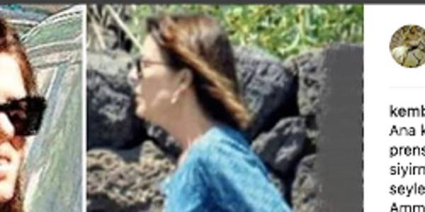 Charlotte Casiraghi pique la robe de Caroline de Monaco pour cacher ses rondeurs (photo)