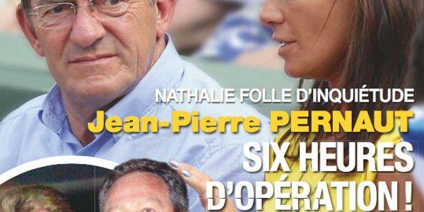 Jean-Pierre Pernaut, «six heures d'opération» (photo)