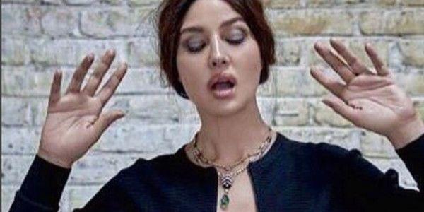Monica Bellucci, drôle de réaction sur le mariage de Vincent Cassel ?  (photo)
