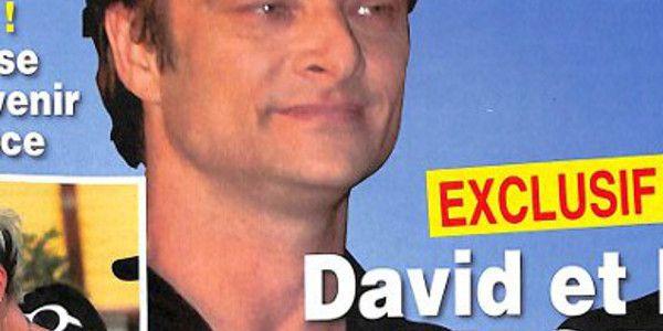 David Hallyday, sa vengeance secrète contre Maxim Nucci