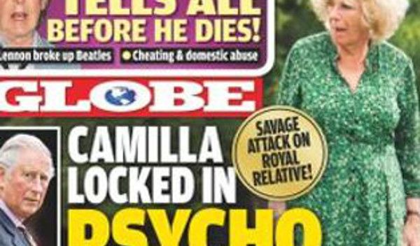 Camilla Parker Bowles « internée » en psychiatrie (photo)