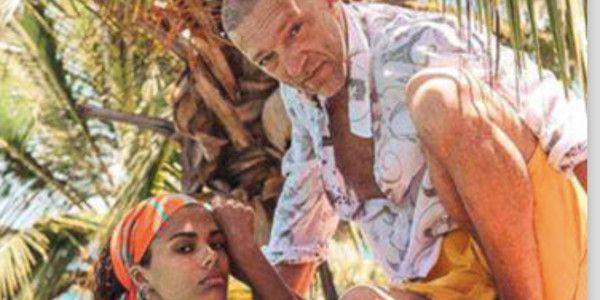 Fou amoureux, Vincent Cassel ne quitte plus Tina Kunakey (photo)