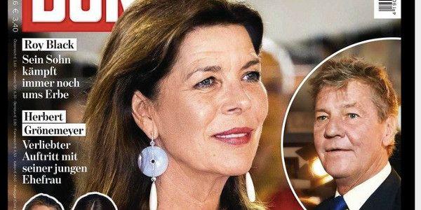 Caroline de Monaco, enfin un heureux événement (photo)