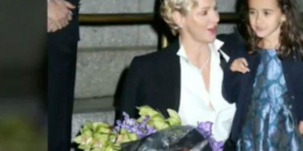 Charlène de Monaco alimente sa grossesse au Gala princesse Grace (vidéo)