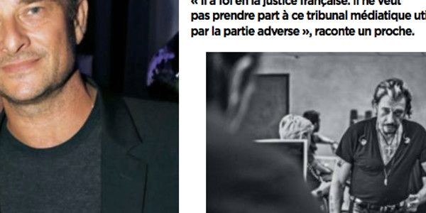 David Hallyday écoeuré par Maxim Nucci, ces terribles insinuations qui le blessent