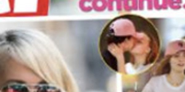 Lily-Rose Depp et Timothée Chalamet enfin le baiser, une divine idylle (photo)