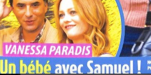 Vanessa Paradis «enceinte» de Samuel Benchetrit ?