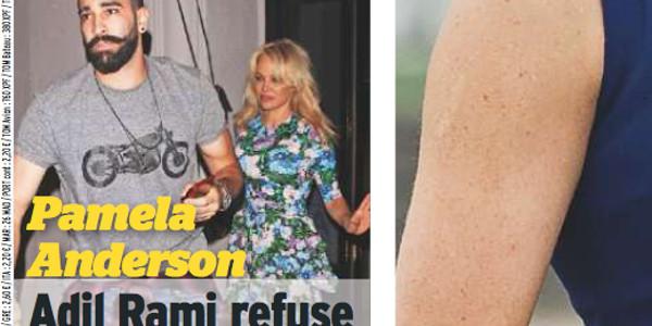 Adil Rami«nargue» Pamela Anderson, une terrible humiliation pour l'américaine