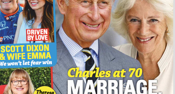 Camilla Parker-Bowles amoureuse « incontrôlable», elle met à mal la monarchie (photo)