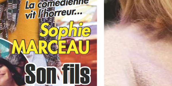 Sophie Marceau «une figure rassurante» pour son fils en dépression