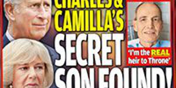 Camilla Parker-Bowles et Charles, un scandale, Simon, leur fils caché déballe tout