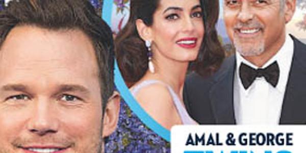 George et Amal Clooney, encore des jumeaux, la rumeur enfle