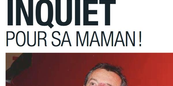 Jean-Luc Reichmann inquiet pour sa maman