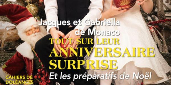 Charlene De Monaco Tout Sur L Anniversaire Des Ses Jumeaux Les