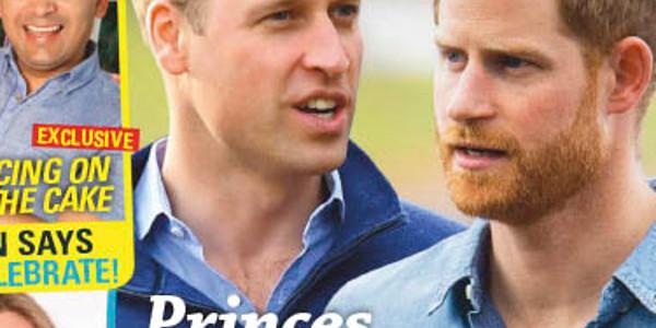William et Harry, les rancoeurs sont tenaces, leur complicité brisée (photo)
