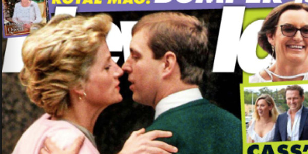 William sous le choc,  le prince Andrew est son vrai père ! (photo)