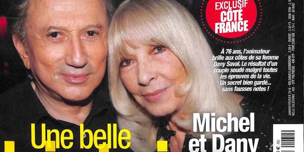 Michel Drucker et Dany Saval «brouillés», la vérité sur leur relation