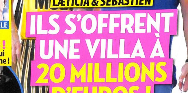 Laeticia Hallyday, elle s'offre une villa de 20 millions avec Sébastien Farran (photo)